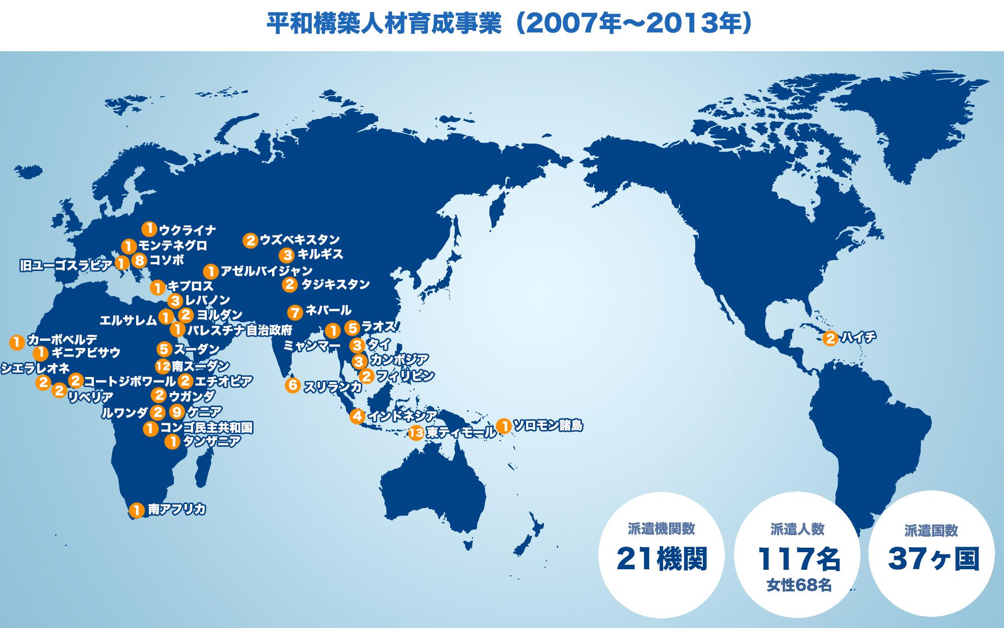 HPC地図