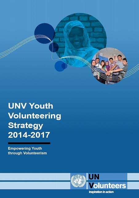 UNV Youth Volunteering Strategy 2014-2017